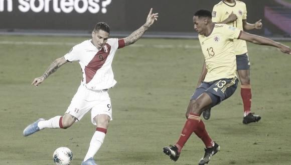 Colombia cae ante Perú en la Copa América