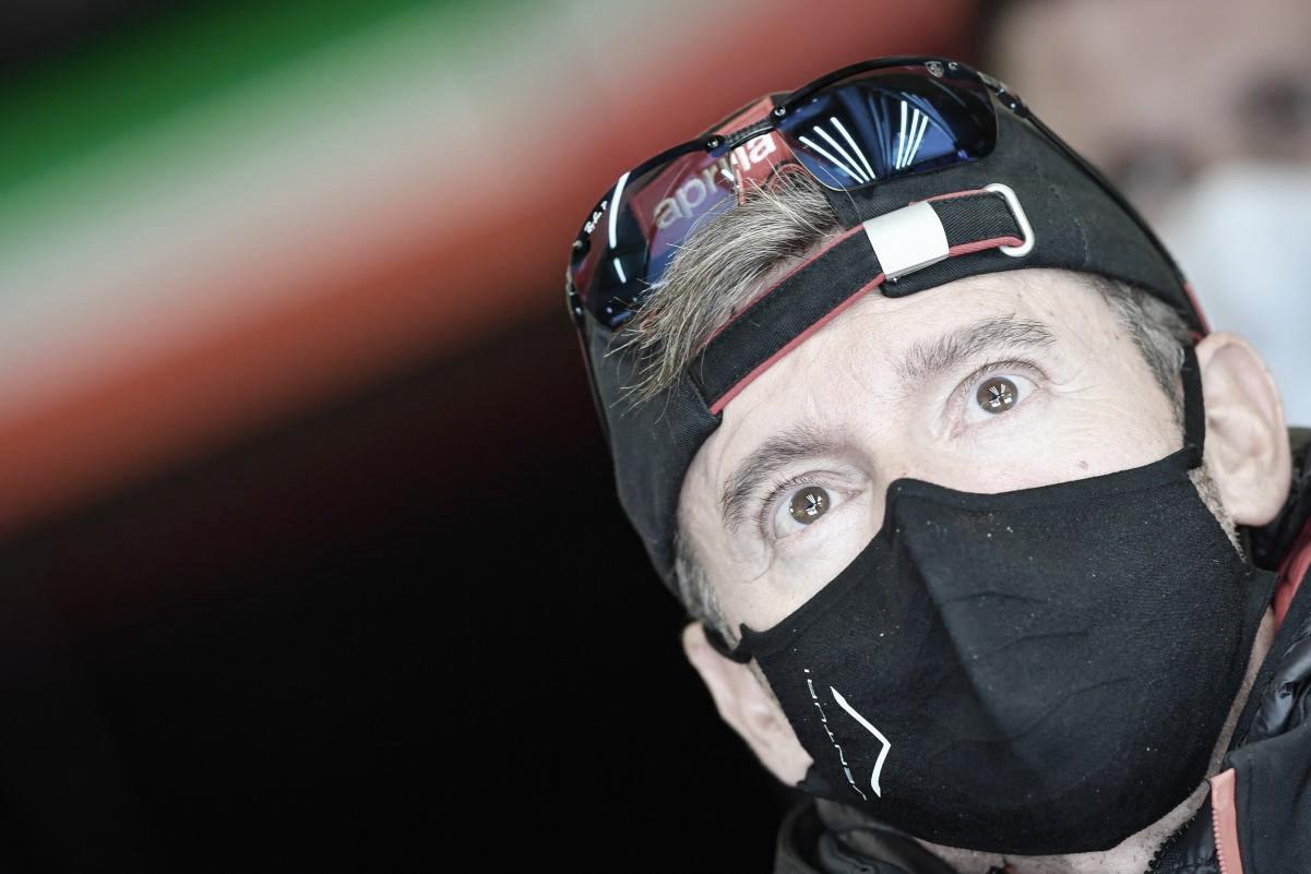 "Max Biaggi: ""En Mugello queremos ver resultados"""