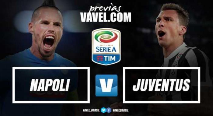 Napoli se apega à boa fase em casa para voltar a vencer Juventus e seguir dominante na Serie A