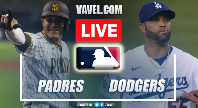 Highlights: San Diego Padres 9-11 Los Angeles Dodgers in MLB 2021