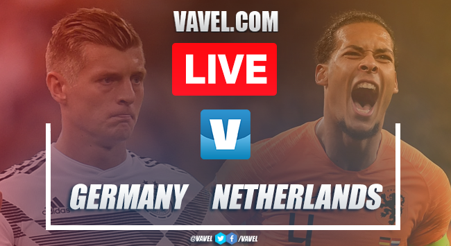 Germany vs Netherlands: Live Stream, Online Updates and How to Watch UEFA European Championship 2020 Qualifying (2-4)