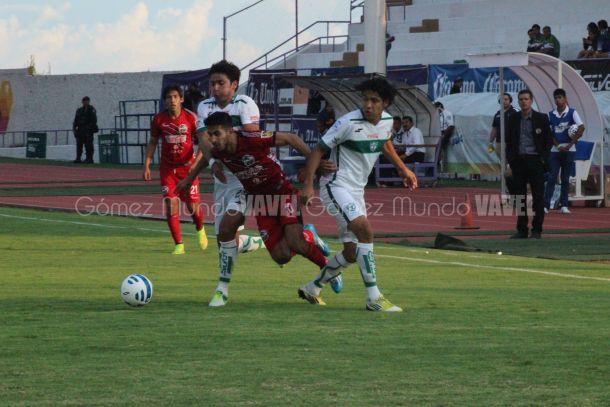 Lobos BUAP - Zacatepec: tres puntos con necesidad común