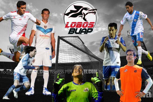 Draft Apertura 2015: Altas y Bajas de Lobos BUAP