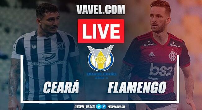Gols e melhores momentos de Ceará 2x0 Flamengo