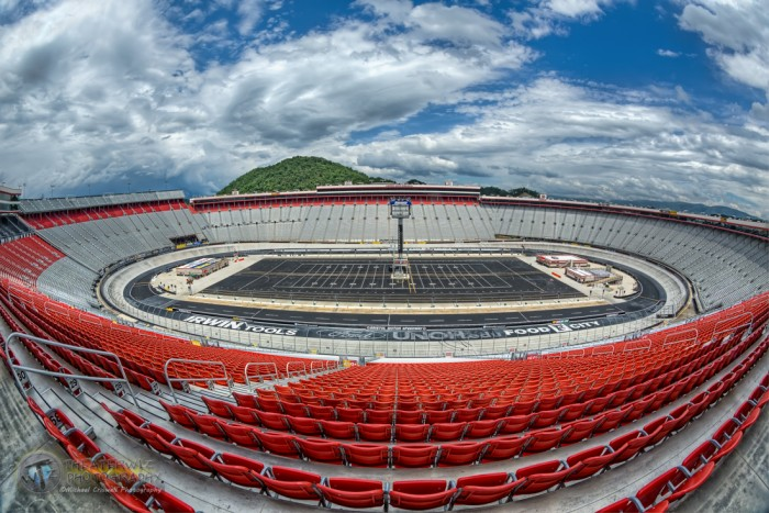 East Tennessee State Will Be Playing Western Carolina At Bristol Motor Speedway