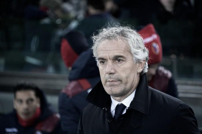"""Bologna, Donadoni avverte: """"Non dobbiamo guardare la classifica, il Pescara è una squadra propositiva"""""""