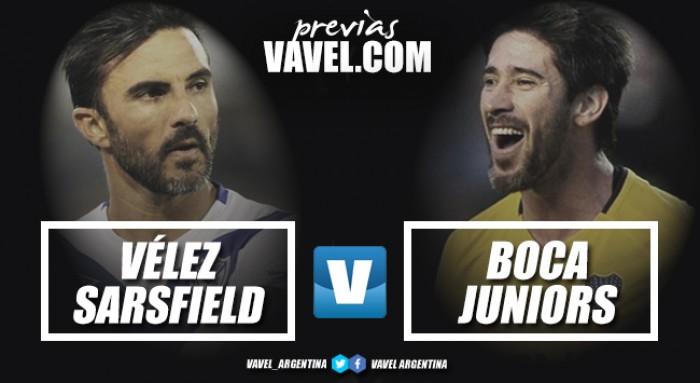 Previa Vélez Sarsfield - Boca Juniors: Duelo de buenos resultados