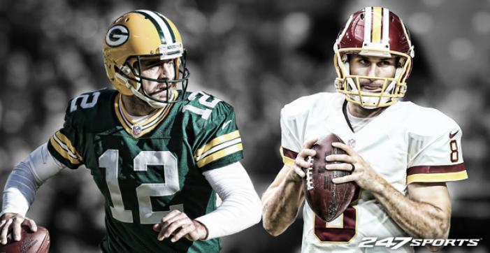 Previa Green Bay Packers-Washigton Redskins