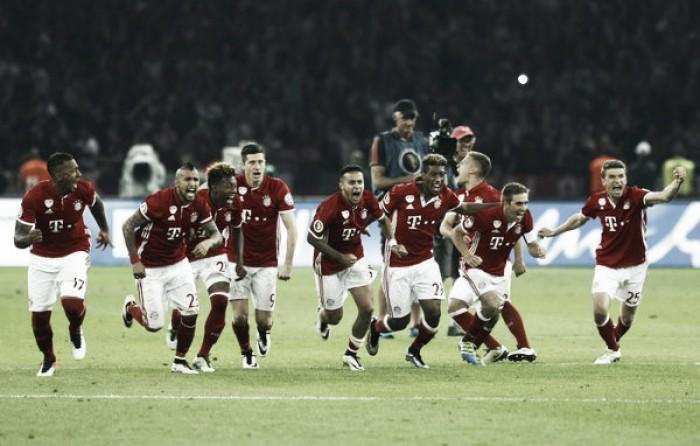 Bayern - Dortmund 4-3 d. c. r.: i bavaresi si aggiudicano la DFB Pokal
