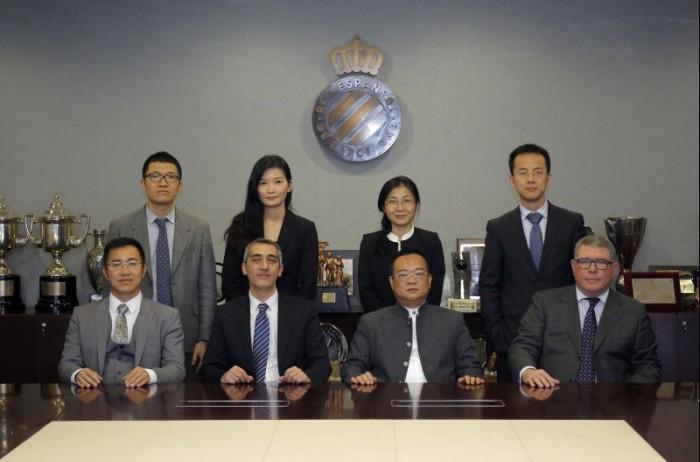 El nuevo Consejo de Administración, en marcha
