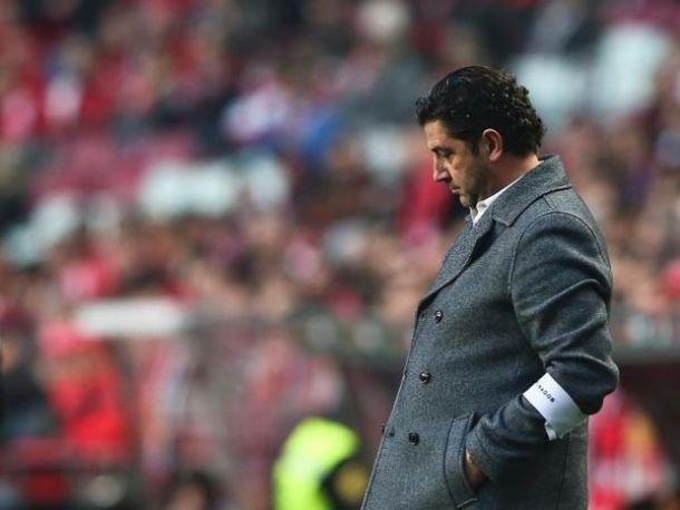 Oficial: Rui Vitória é o novo treinador do Benfica