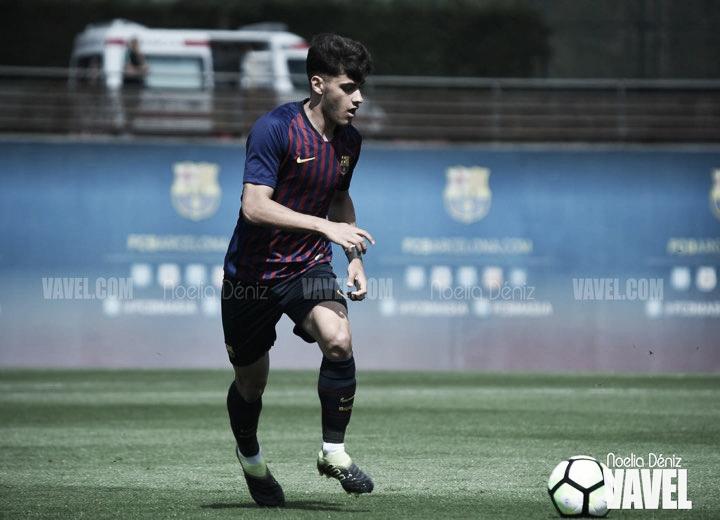 Nils Mortimer, convocado con la Selección Española Sub-18
