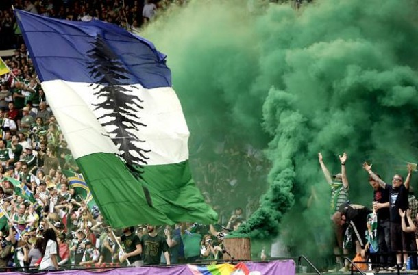 2015 Audi MLS Cup: Sunday In PDX