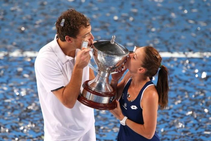 Hopman Cup 2016: si parte domenica. Presenti Serena Williams e Murray