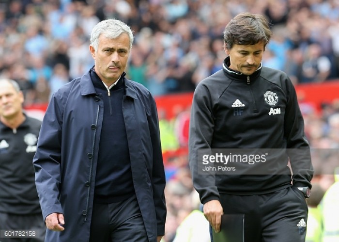 Rui Faria insists Manchester United will have better days after Burnley stalemate