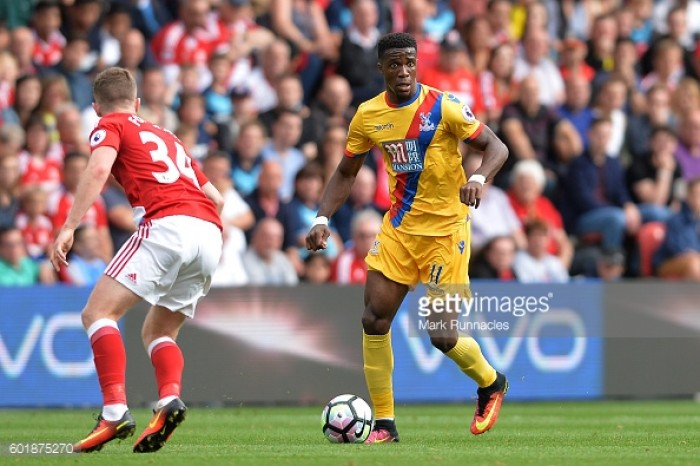 Reports: Wilfried Zaha switches international allegiance to represent Ivory Coast