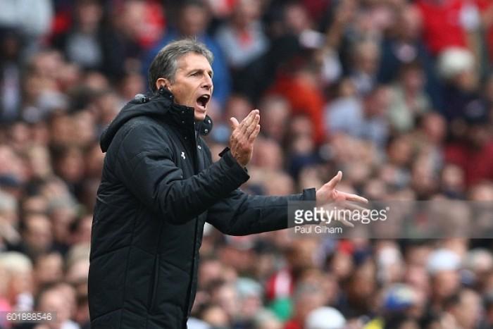 Saints pick up home win against Swansea