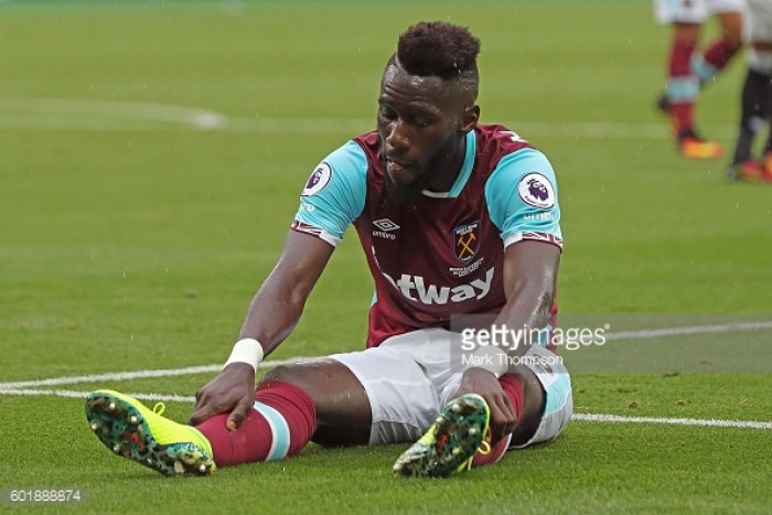 """Arthur Masuaku states West Ham are looking for """"revenge"""" in Watford clash"""