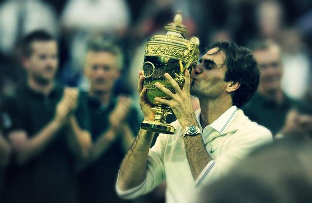 Wimbledon: Federer sigue siendo el rey