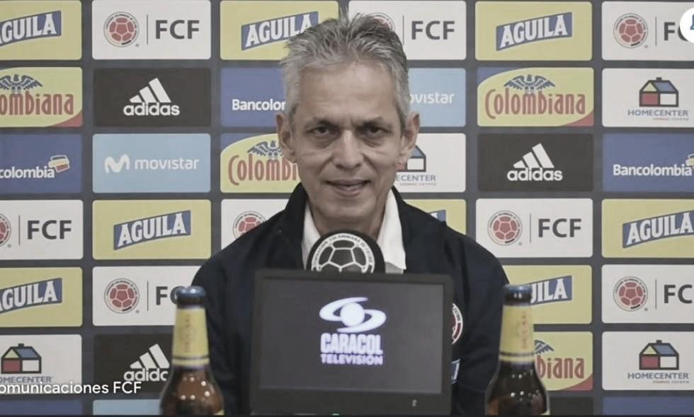 """Reinaldo Rueda: """"Todos los jugadores están entrenando y compitiendo con alta intensidad"""""""