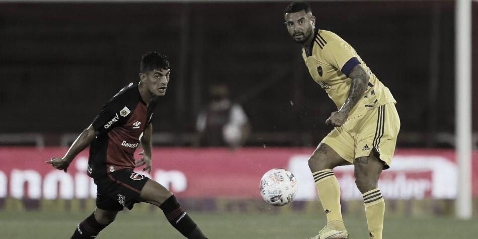 """Carlos Izquierdoz: """"Debíamos mejorar la imagen del primer partido"""""""