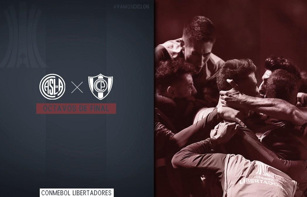 San Lorenzo ya conoce a su próximo rival en Copa Libertadores