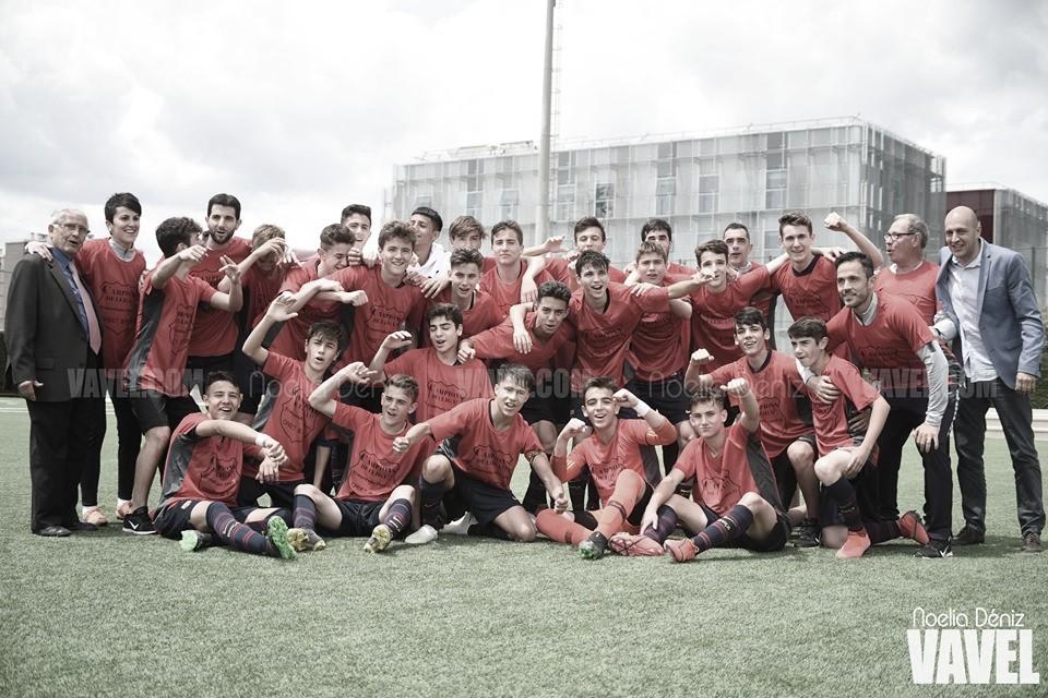 FCB Cadete B: dueños de una Liga intachable