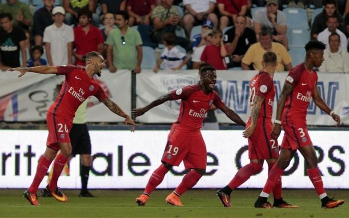 Ligue 1: buona la prima del nuovo PSG targato Emery