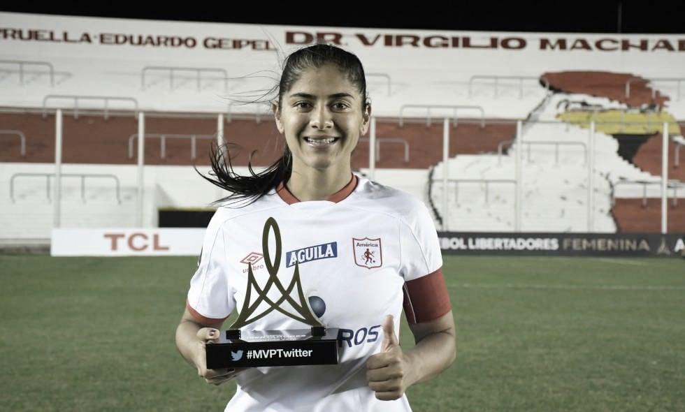 Catalina Usme, la capitana que quiere hacer historia en la Copa Libertadores