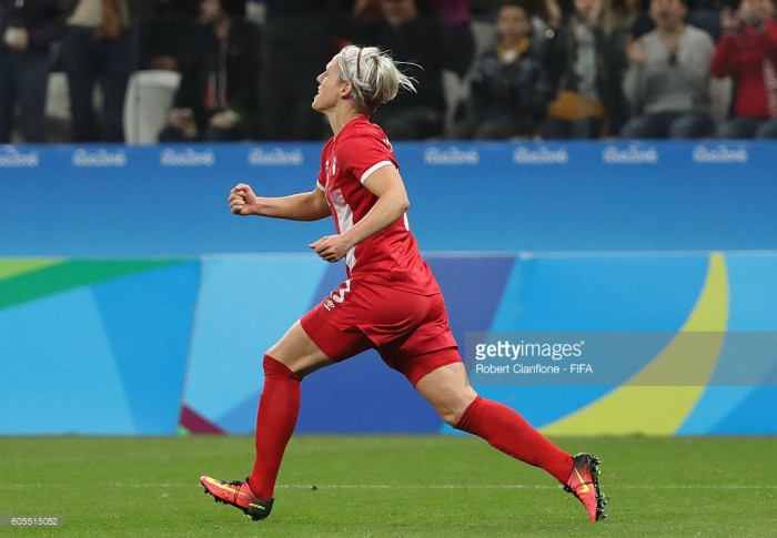 Sophie Schmidt extends her time in Frankfurt