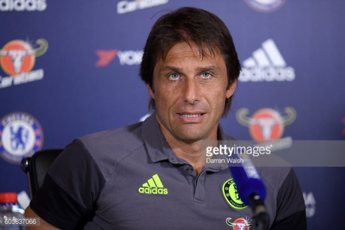 Conte explains decision to keep Costa on
