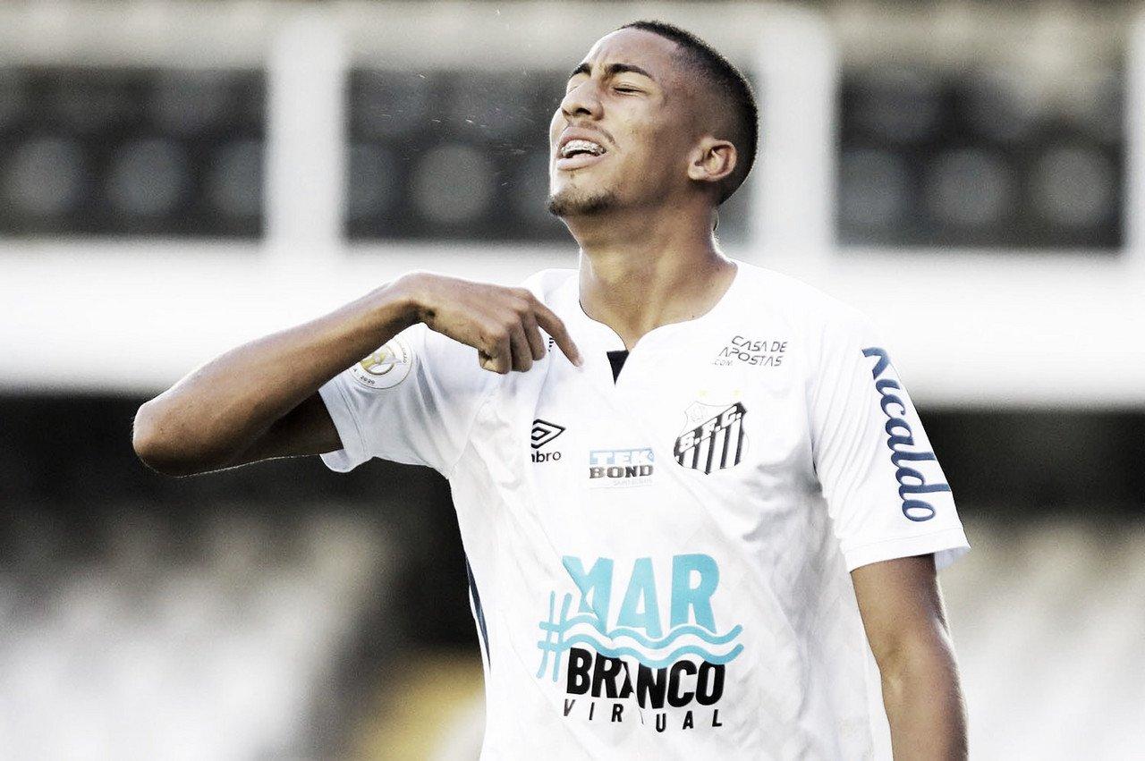 Com Bruno Marques e Lucas Lourenço, Santos encaminha pacote de empréstimos