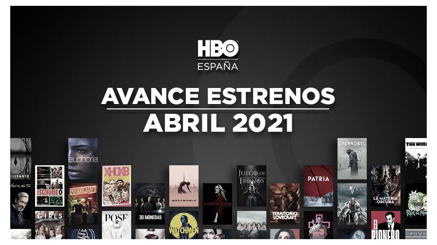 Abril es el mes de las mujeres en HBO