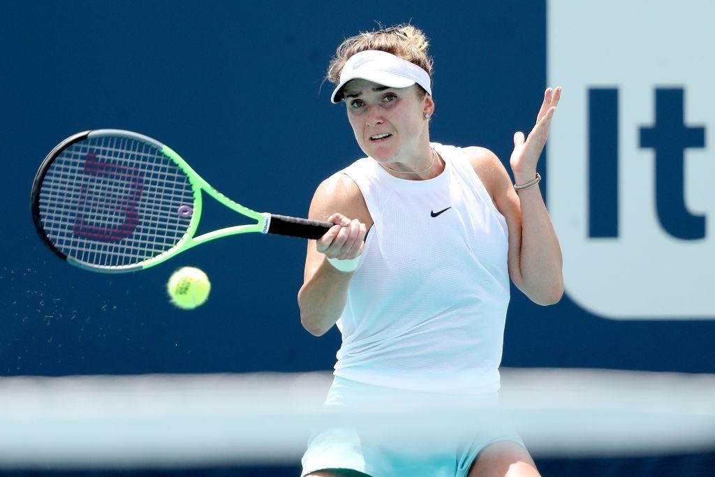 WTA Miami: Elina Svitolina notches gritty win over Petra Kvitova for quarterfinal spot