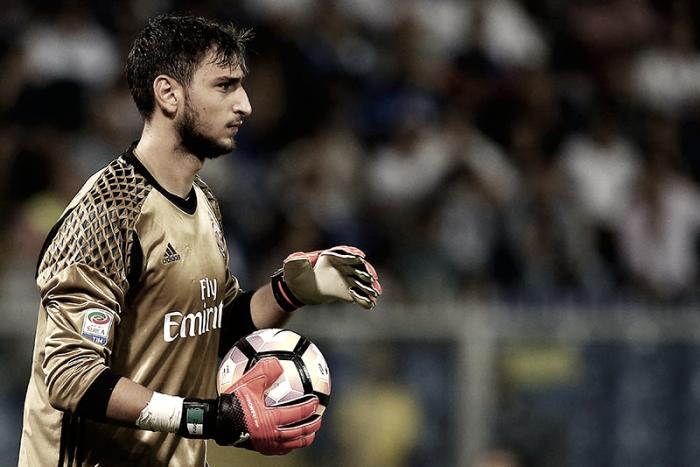 Milan - Altro record per Donnarumma, ma bisogna rinnovare il contratto