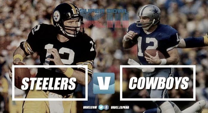 Super Bowl XIII: el Equipo de los 70´ vs El Equipo de America
