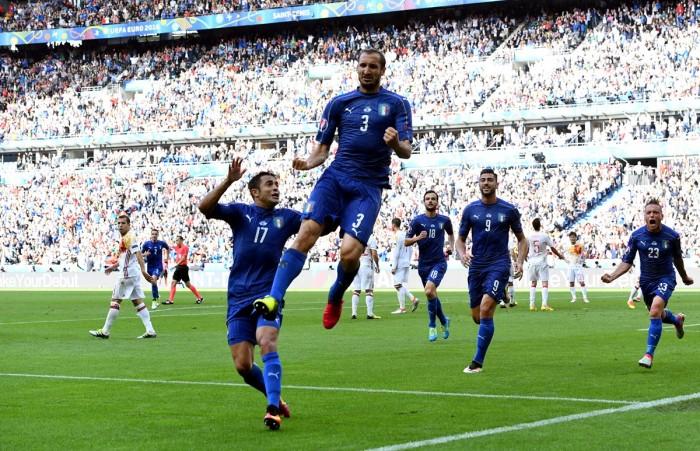 Italia-Spagna, le voci del post partita