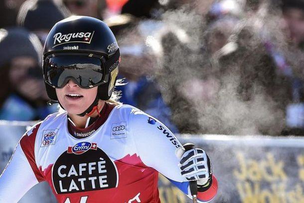Sci Alpino, St.Moritz: si impone Lara Gut, battuta la Fenninger