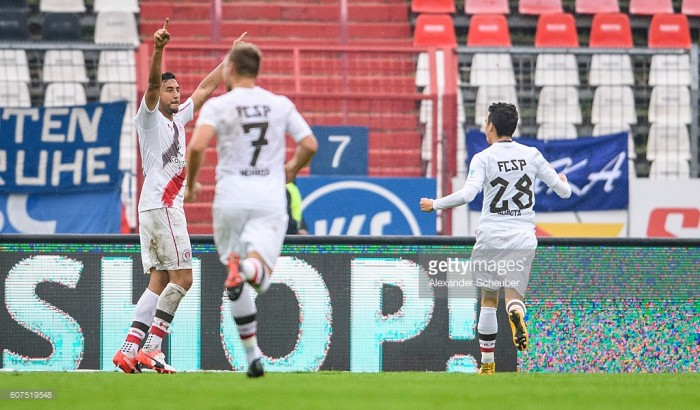 Karlsruher SC 1-1 FC St. Pauli: Diamantakos earns a point for KSC