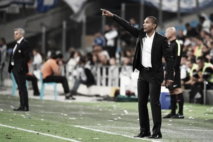 """Após empate sem gols com Lyon, técnico do Marseille afirma: """"Poderíamos ter marcado no final"""""""