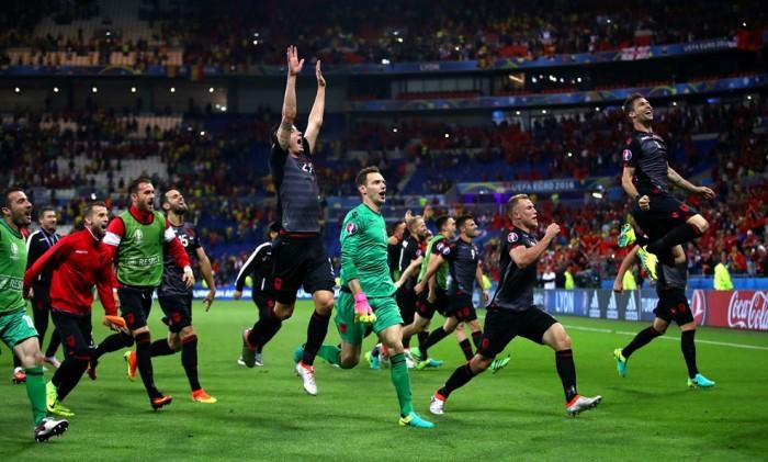 Euro 2016, Gruppo A: l'Albania batte la Romania e spera nella qualificazione