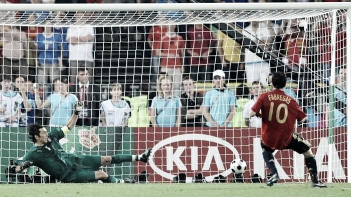 El penalti que cambió la historia del fútbol español