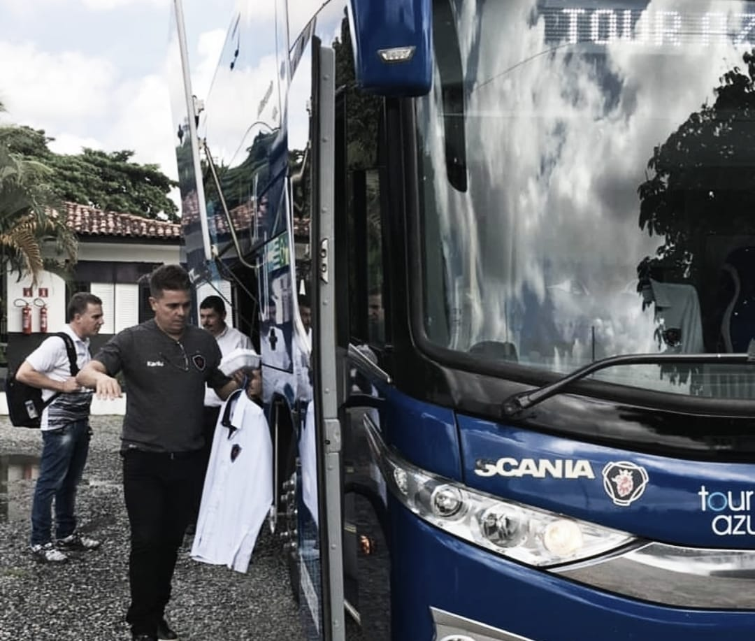 Botafogo-PB desembarca na capital cearense para encarar o Fortaleza