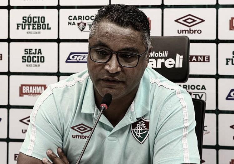 Roger Machado diz que 'principais virtudes' do Fluminense estão em Fred