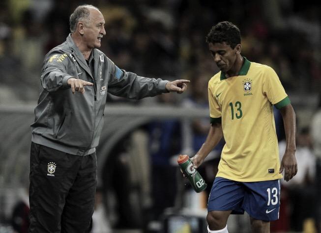 """Marcos Rocha completa sete anos de sua estreia na seleção: """"Foi uma sensação maravilhosa"""""""