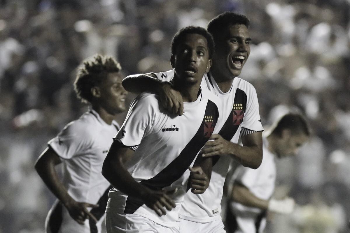 Vasco vence Corinthians nos pênaltis e vai à final da Copinha