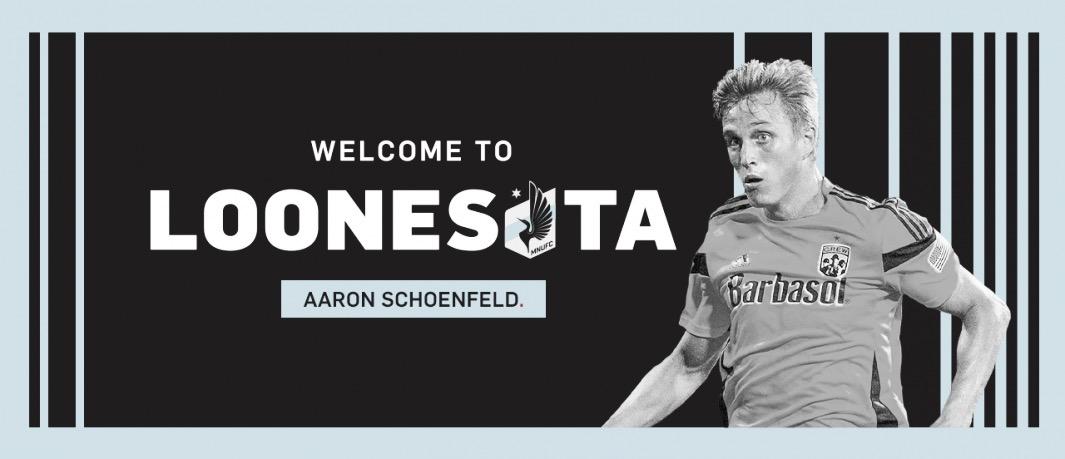 Aaron Schoenfeld vuelve a la MLS