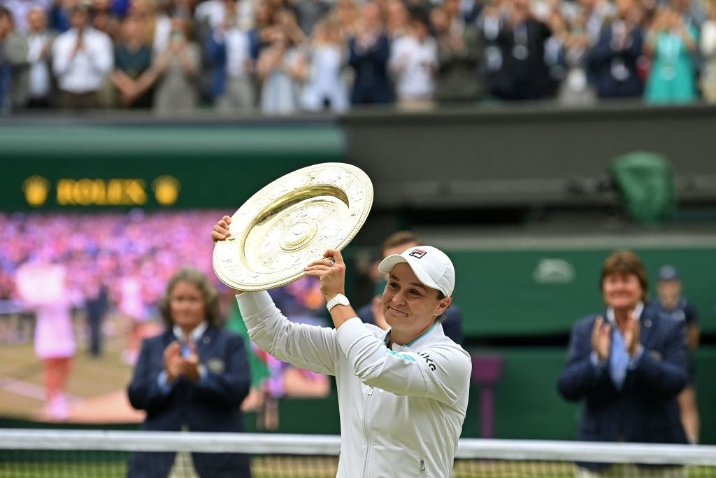 WTA Weekly Ledger: Recapping the 2021 season, from Abu Dhabi to Wimbledon