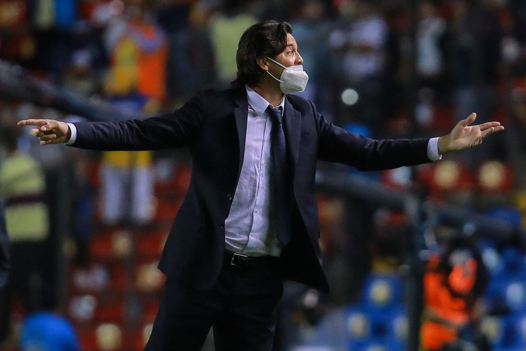"""Santiago Solari: """"Tenemos que seguir trabajando"""""""