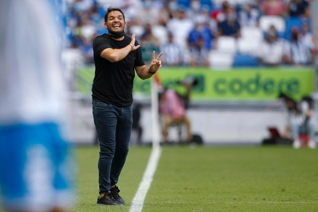 """Nicolás Larcamón: """"El techo futbolístico que tenemos es muy alto"""""""
